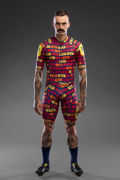 Till Death Red Camo Race Suit - Sold Out