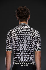Odd Dots Black Race Jersey