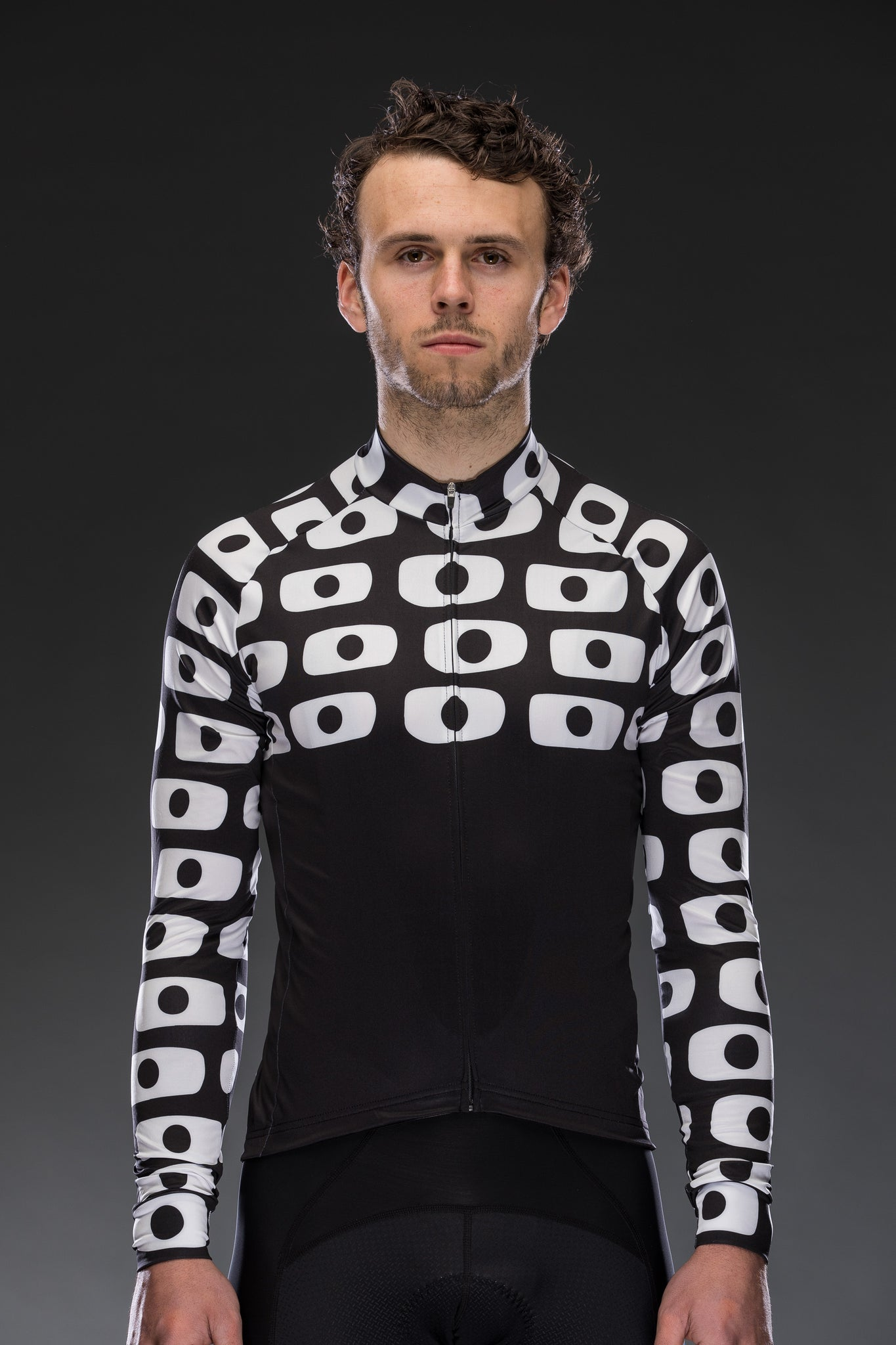 Odd Dots Long Sleeve Jersey - Sold Out
