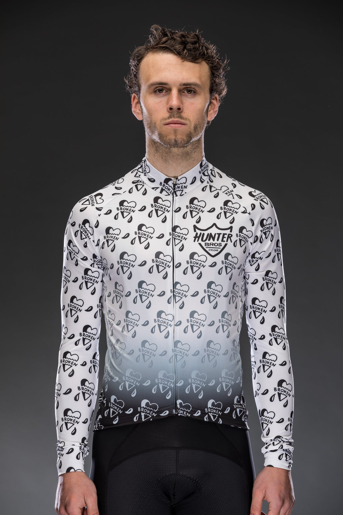 My Broken Heart Long Sleeve Jersey - Sold Out