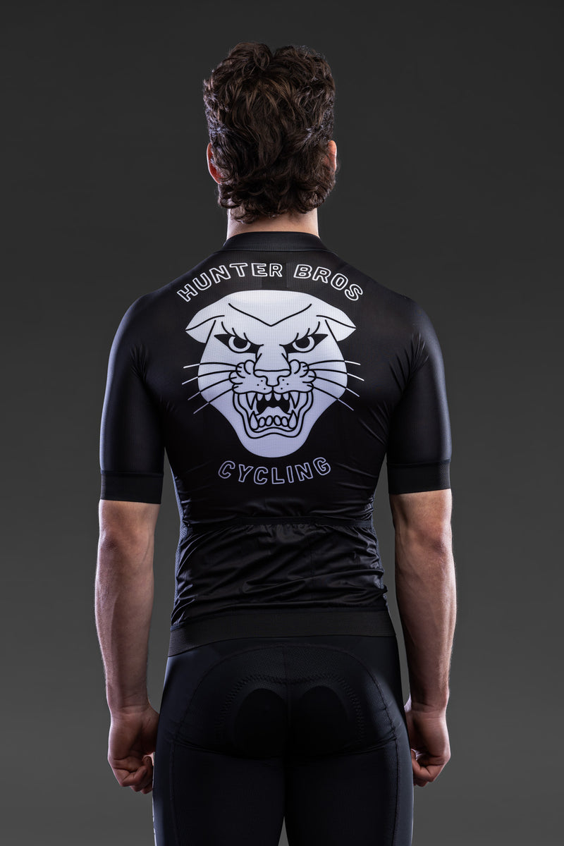Panther Crest Short Sleeve Jersey