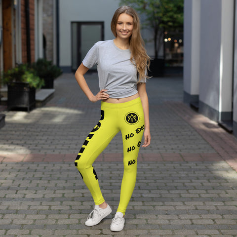 "Women's ""Boxing"" Leggings"