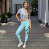 "Women's ""I am Invictus"" Leggings"