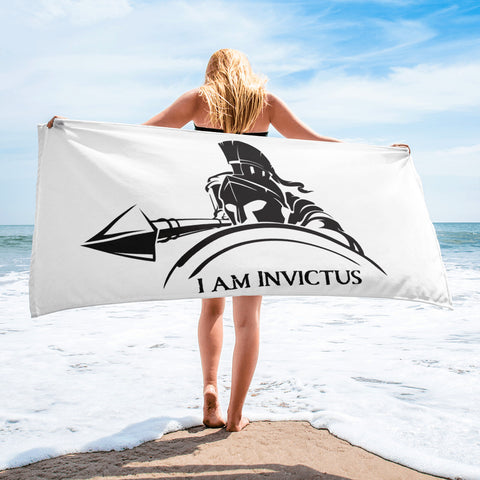 Invictus Workout / Beach Towel