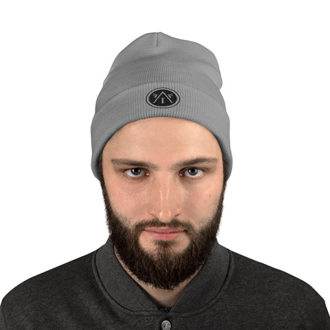 Invictus Embroidered Unisex Beanie