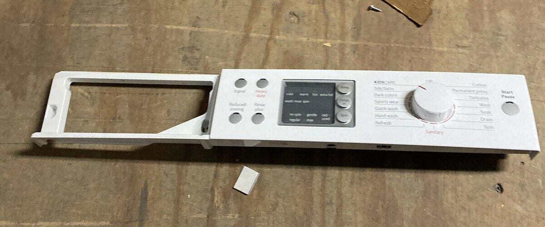 BOSCH FACIA PANEL AND OPERATING MODULE PART# 00667821 AND 00668400 | ZG