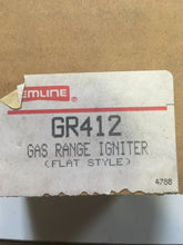 Load image into Gallery viewer, GEMLINE GR412 GAS RANGE IGNITER | ZG