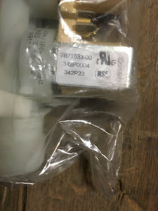 NEW Liebherr Refrigerator CS2061  Icemaker Water Valve Part# 7871633-00 | ZG