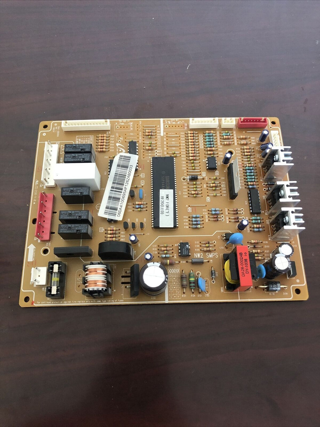 Samnsung Control Board 06DA4100695A | AS Box 161