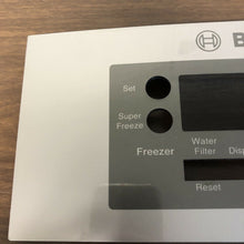 Load image into Gallery viewer, Bosch Refrigerator Dispenser Face Panel 3015511300 | A 147