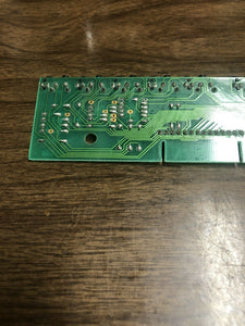 KitchenAid Dishwasher Electronic User Button Control Board 8270168 | AS Box 145