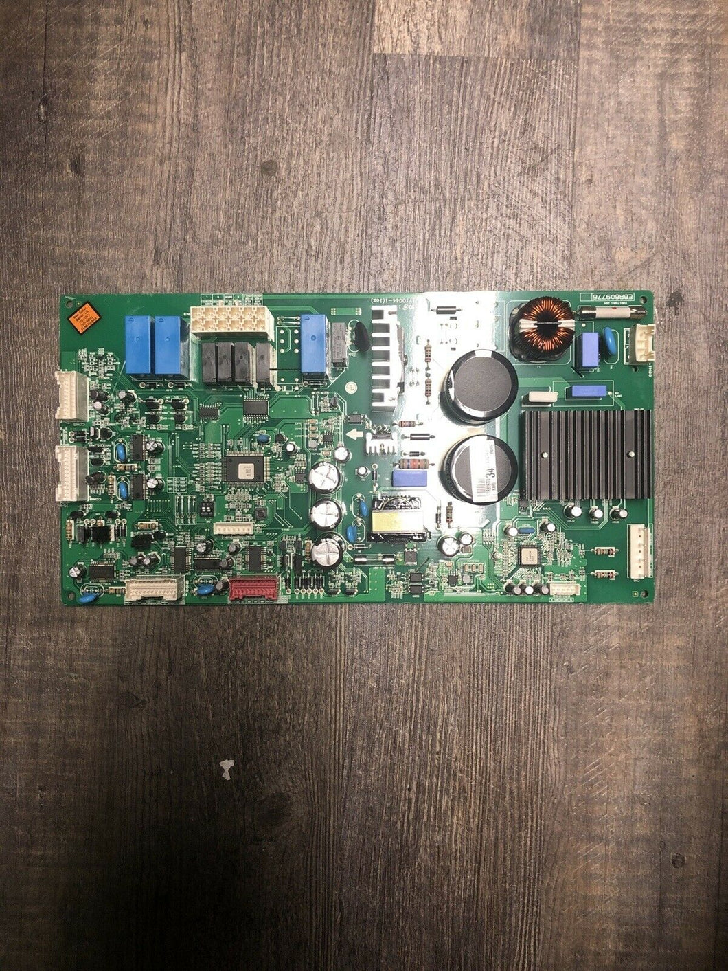 LG EBR80977634 Main Control Board | AS Box 132