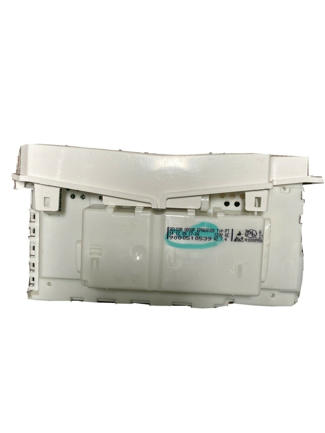 Bosh Dishwasher Control Board 9000510539 EPG60180 | AS Box 117