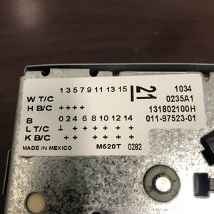 GE WASHER TIMER 131802100H 131802100 | A 171