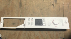 BOSCH WASHER CONTROL PANEL 5560009872 | AS