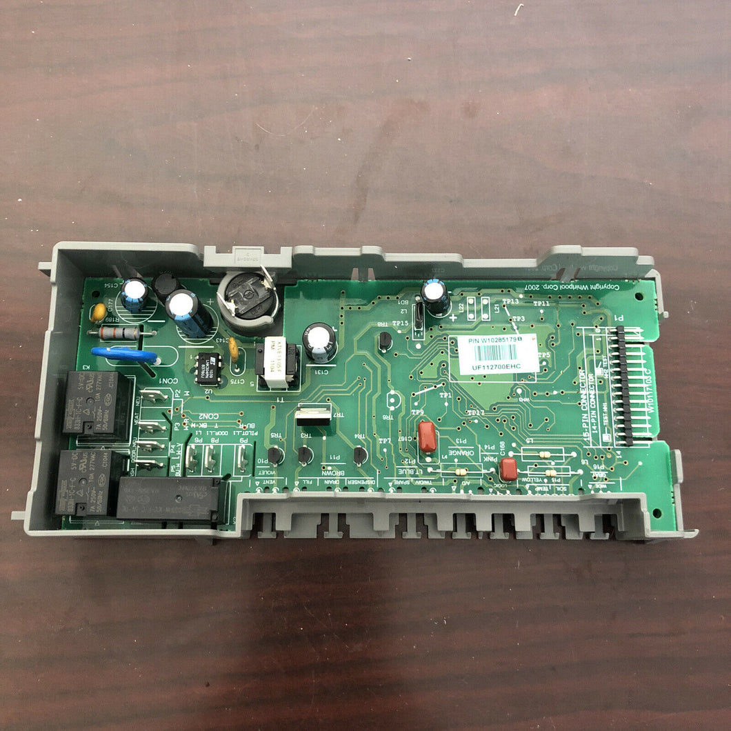 W10285179b WHIRLPOOL DISHWASHER CONTROL BOARD | AS Box 171