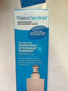 Water Sentinel Refrigerator Replacement Filter 4396508, 4396163, 46-9010 | ZG