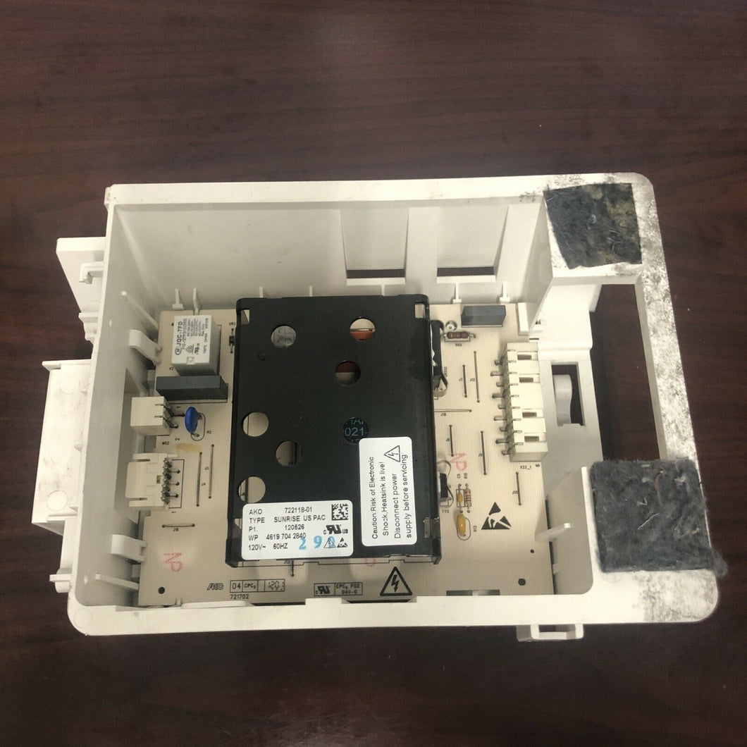 Whirlpool Washer Control Board 4619704 721699-02 | A 168