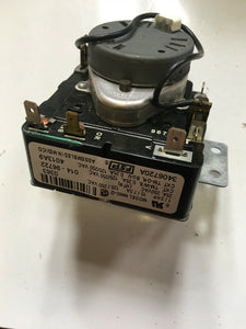 Whirlpool Dryer Timer 3406720A 3406720 WP3406720 | ZG Box 3-122