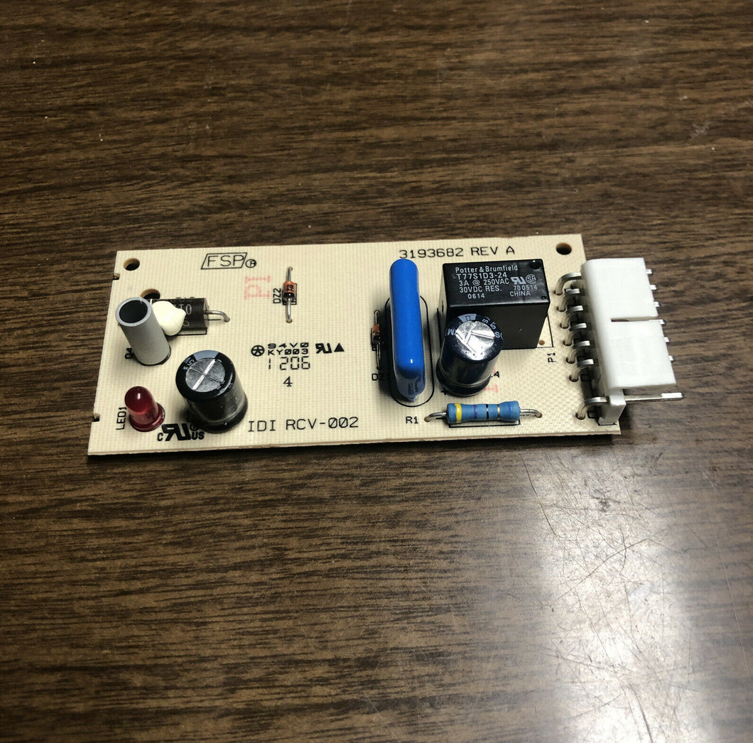 2255114 Whirlpool Refrigerator Ice Control Board | AS Box 152