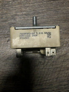 Maytag SURFACE ELEMENT/BURNER/ INFINITE SWITCH 7403P373-60 | AS Box 110
