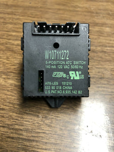 W10711272 WASHER SWITCH SWITCH OEM | AS Box 148