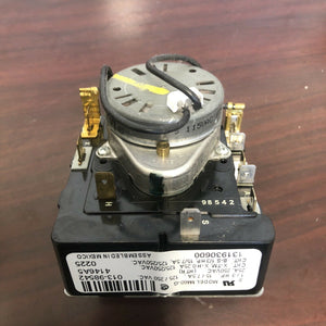 FRIGIDAIRE DRYER TIMER 131930600 | A 169