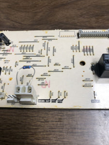 165D7802P002 GE DISHWASHER CONTROL BOARD  | AS Box 158