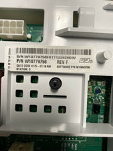 Load image into Gallery viewer, W10779756 OEM Whirlpool Washer Control Board | ZG Box 143