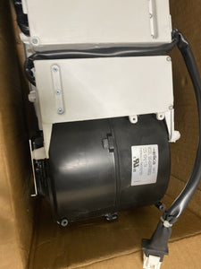 ELICA FAN BLOWER Model S80-40ARP3690UL, GE part# WB26X28614