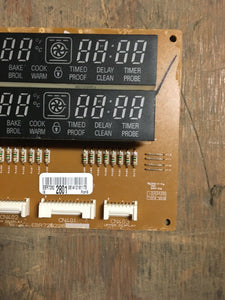 Genuine LG Range Oven, Display Control Board # EBR72822801 | ZG Box 12