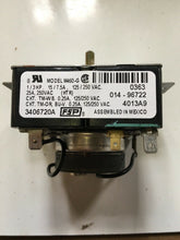 Load image into Gallery viewer, Whirlpool Dryer Timer 3406720A 3406720 WP3406720 | ZG Box 3-122