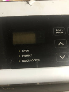 Genuine OEM Kenmore Oven CONTROL PANEL  318275021 | AS S2