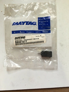 Maytag Microwave Oven Microswitch NEVER OPENED 58001077 | ZG Box 28
