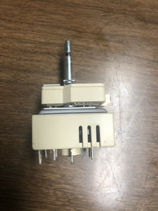 GE RANGE OVEN DUAL BURNER SWITCH PART# 164D5882P005 | AS Box 145