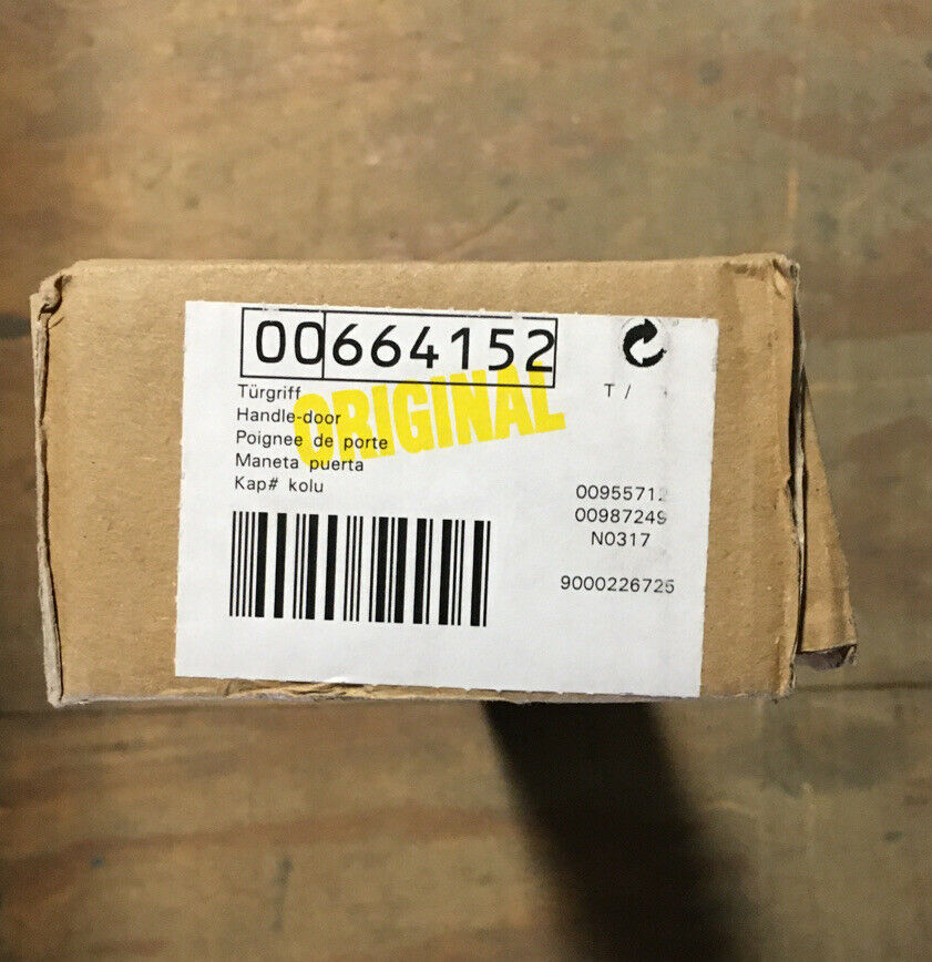 BOSH DOOR HANDLE BRAND NEW 00664152 | ZG