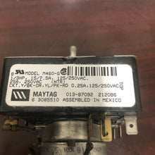 Load image into Gallery viewer, MAYTAG DRYER TIMER 63085510  6 3085510 | AS Box 169