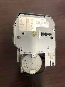 Whirlpool Washer Timer OEM Part No. 3358741A  | AS Box 161