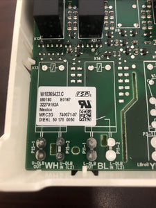 Whirlpool FSP OEM Electronic Control W10365423 | AS Box 165