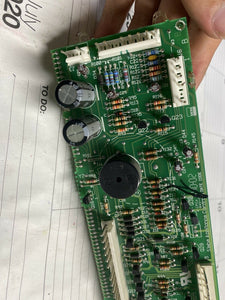 Dacor Double Oven Control Board 62965, 1014231 100-559-08