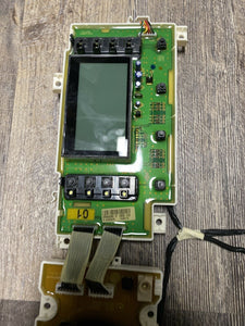 LG Washer Interface Control Board | EBR64220901 | ZG Box 124
