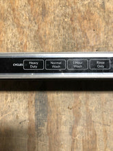 Load image into Gallery viewer, OEM Kitchenaid Dishwasher Control Panel  W10195565 W10195565-G | AS Box 105