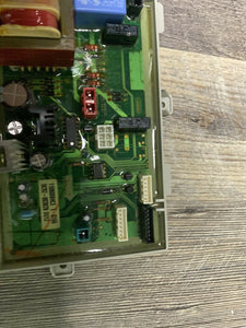 Samsung Dryer Main Control board # DC92-00382B | B155
