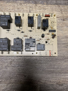 DACOR Power Relay Board 82127 100-00791-00 Main Relay Single Oven BURNED/BROKEN