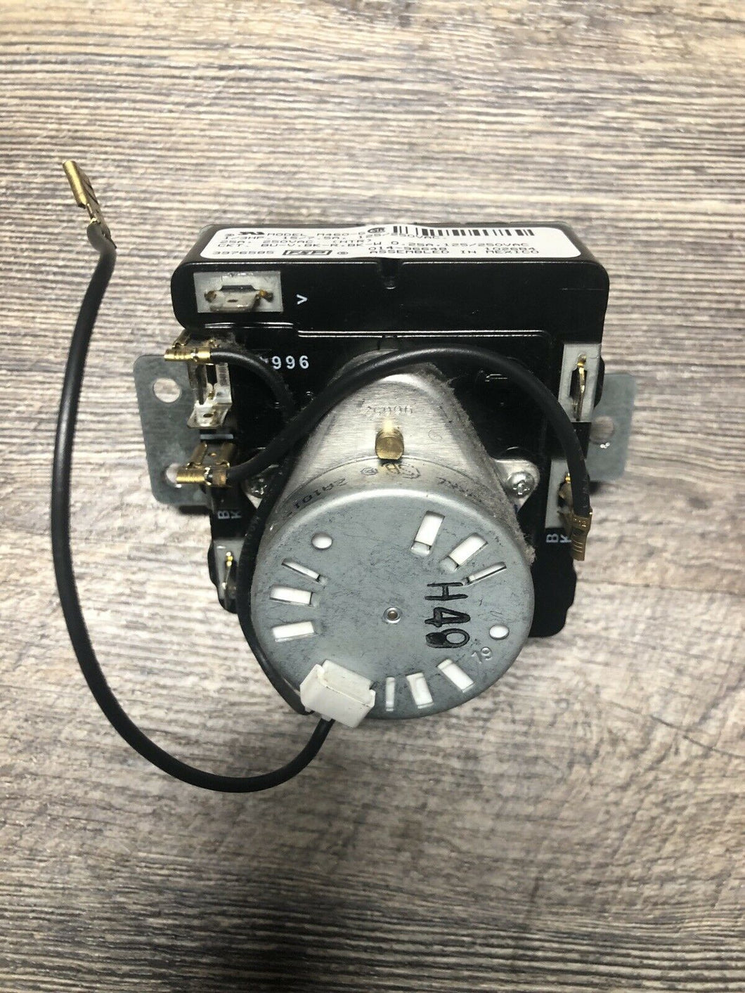KENMORE DRYER TIMER # 3976585 | AS Box 121