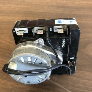 dryer timer Kenmore part # 3406712 | A 160