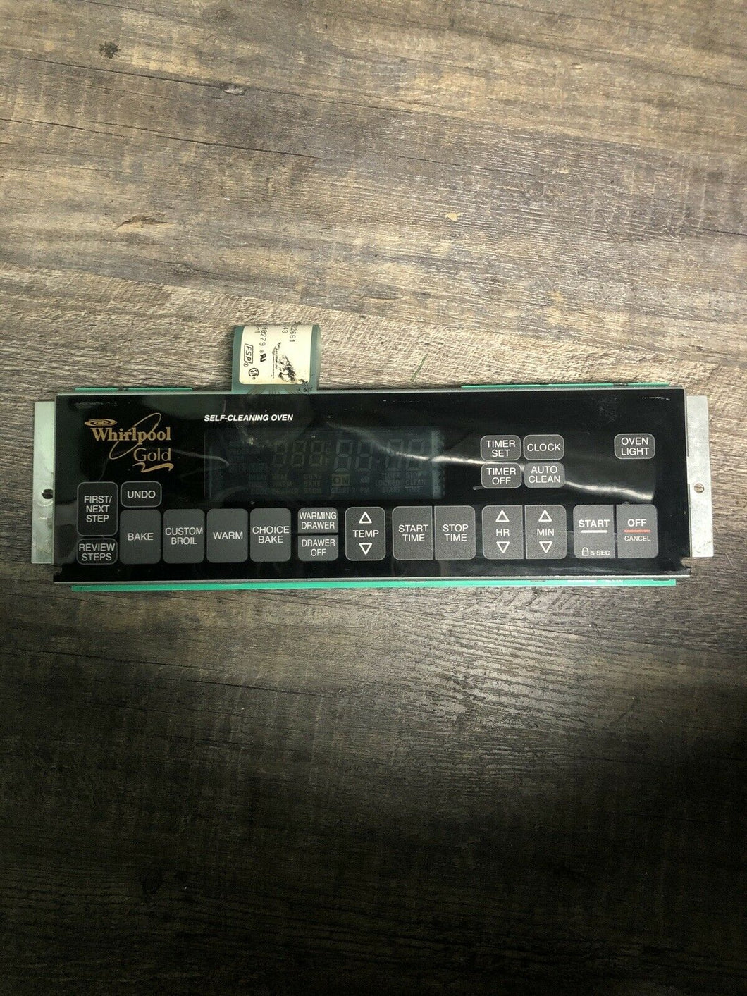 8522661 8523355 8522661 8523321 Range Control Black Display | AS Box 135