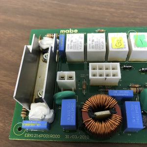 GE laundry washer control board 189D5035G002 WH12X10586 E226586 | A 28