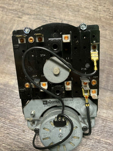 GENUINE OEM MAYTAG WASHER TIMER 207783. 2-07783.  2-7783