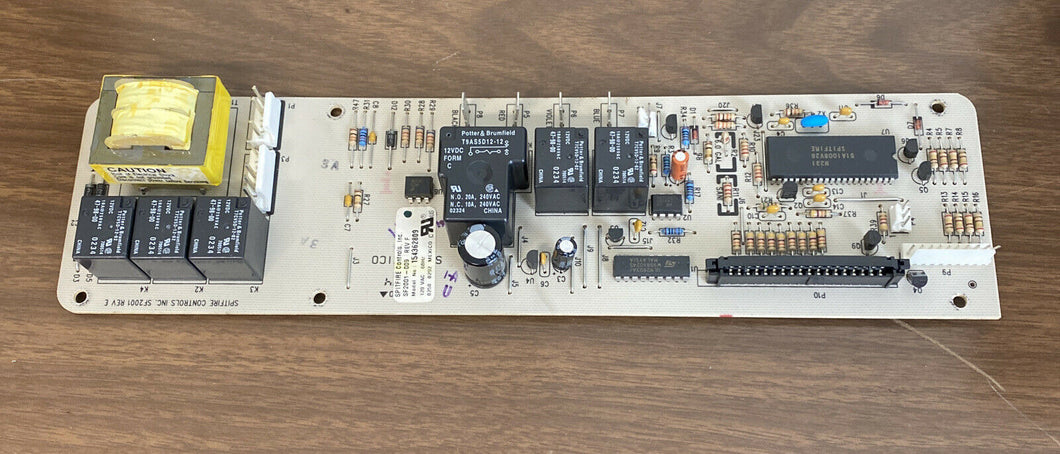 Frigidaire Dishwasher Control Board Part # 154362809 | ZG Box 163